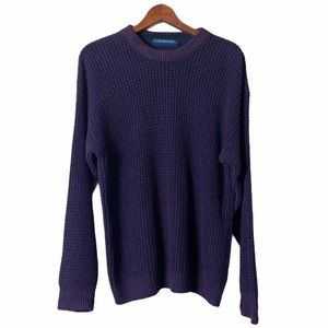 Claybrooke Crewneck Large Knit Sweater